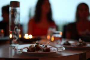 Boris Lauser Rohkost-Dinner
