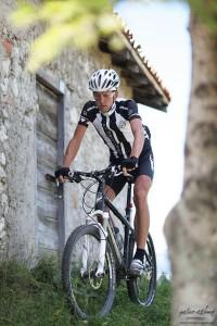 Rohkost-Radsportler Stefan Hiene (Foto: Peter Atkins)