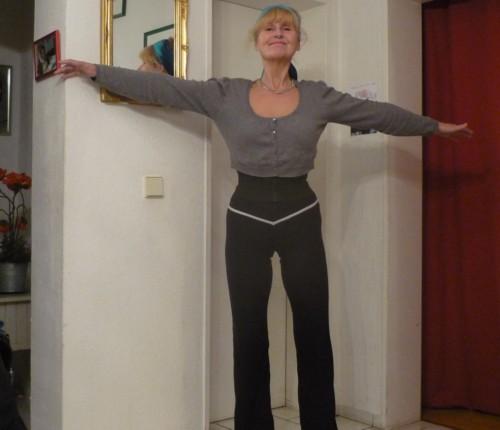 Brigitte Rondholz - Urkost-Expertin - Sportliche Betätigung