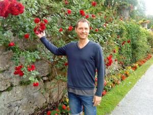 Christian Härtelt - begeistert von veganer Rohkost