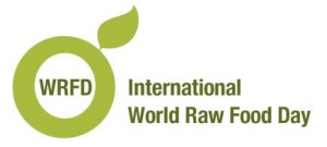 Logo Welt-Rohkost-Tag