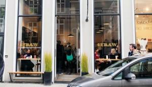 42°Raw in Kopenhagen Rohkost-Bar-Restaurant