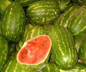 Wassermelone (Bildquelle: Wikipedia)