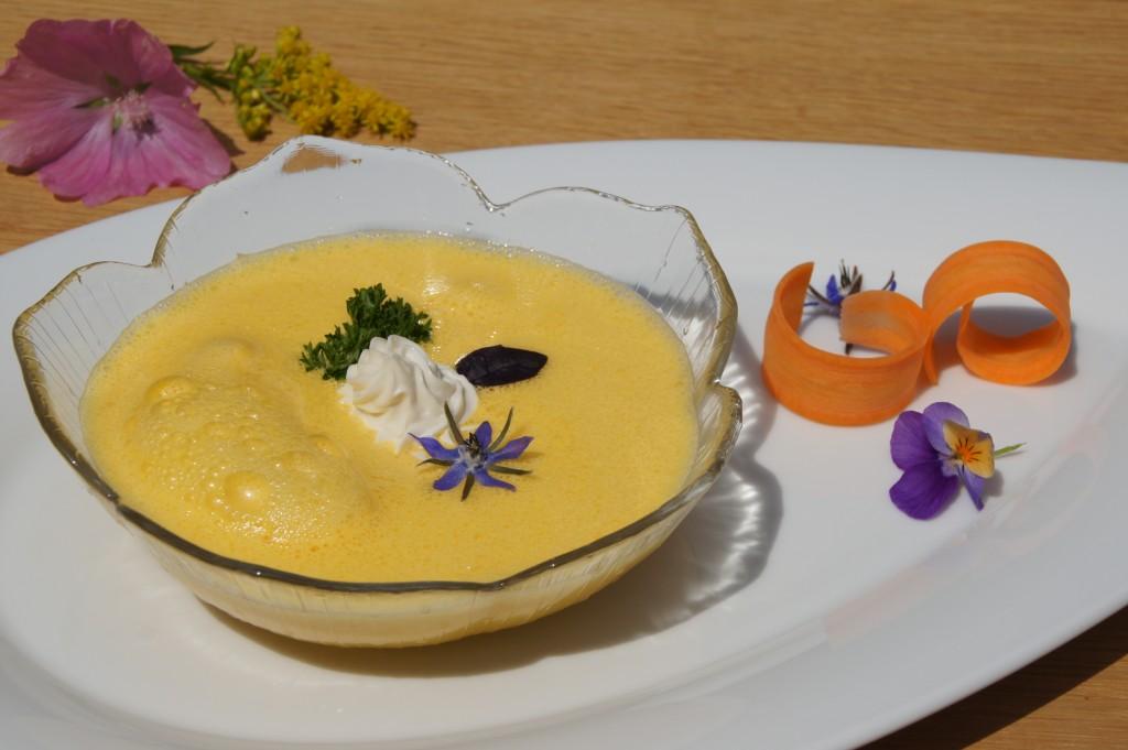 Karottensuppe (von Urs Hochstrasser)