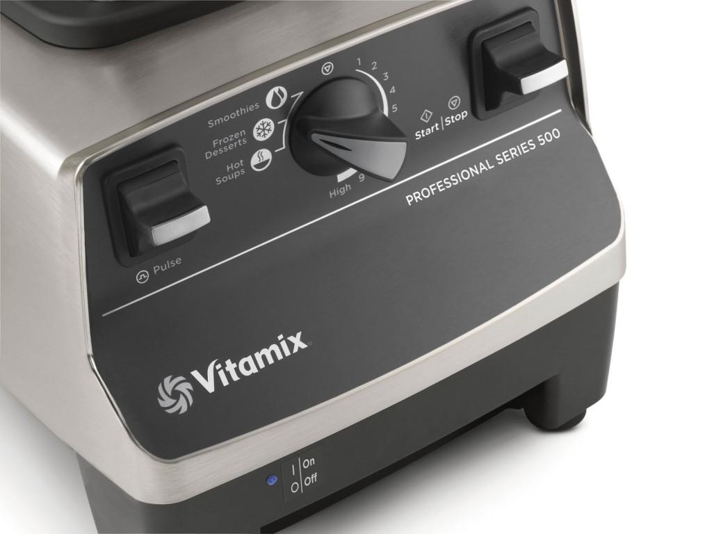 Vitamix Pro 500 Bedienfeld