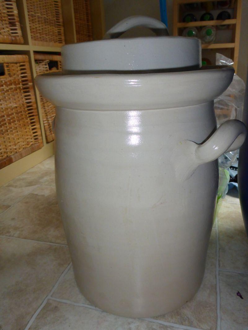 Rohkost-Rezept Gemüse milchsauer vergären am Beispiel Sauerkraut