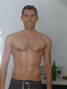 Christian Wenzel . Veganer und Freeletics Experte